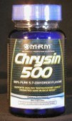 Chrysin 500 mg x 30 capsules