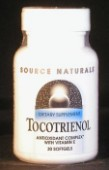 Vitamin E Tocotrienol Complex 34 mg x 30 softgels