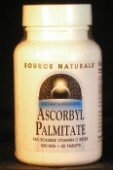 Ascorbyl Palmitate (AP) 500 mg x 45 tablets