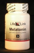 Melatonin  3 mg x 120 tablets
