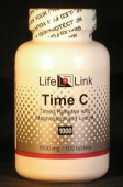 Time Release Vitamin C 1000mg x 100 tablets