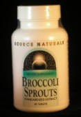 Broccoli Sprouts Extract (sulforaphane) 250 mg x 60 tablets